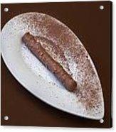 Chocolate Praline Acrylic Print
