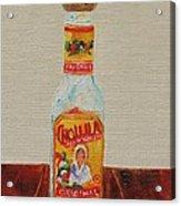 Cholula Acrylic Print