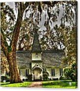 Christ Church Acrylic Print