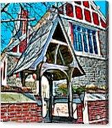 Christ Church Of St Michaels Acrylic Print