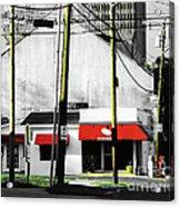 Christina's Baton Rouge Acrylic Print