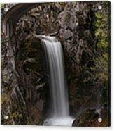 Christine Falls Serenity Acrylic Print