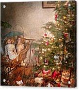 Christmas - My First Christmas  Acrylic Print