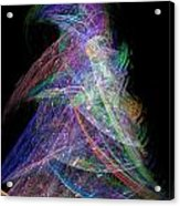 Christmas Tree 49b 29e Acrylic Print