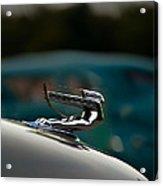 Chrome Flyer Acrylic Print