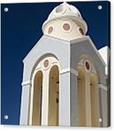Church Bell Tower Acrylic Print