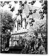 Church In Dublin Acrylic Print