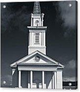 Church In Eureka Acrylic Print
