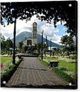 Church Of San Juan Bosco Acrylic Print