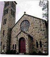 Church Series - 2 Acrylic Print