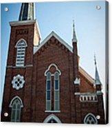 Church Series - 3 Acrylic Print