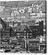 Cincinnati Music Hall Cincinnati Museum Acrylic Print
