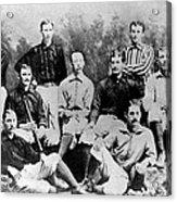 Cincinnati Reds, Baseball Team, 1882 Acrylic Print by Everett