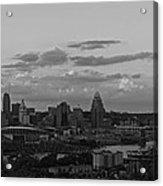 Cincinnati Acrylic Print