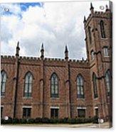 Circa 1818 Gothic 1st Presbyterian Church Huntsville Alabama Usa Acrylic Print
