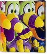 Circus Animals Acrylic Print