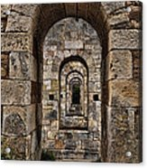 Citadelle Bridge Arch Acrylic Print