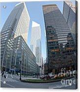 Citigroup Center From Park Avenue I Acrylic Print