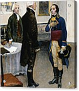 Citizen Gen�t, 1793 Acrylic Print