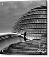 City Hall - London Acrylic Print