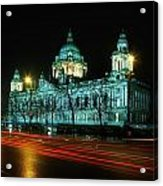 City Hall, Belfast, Ireland Acrylic Print
