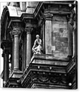 City Hall Edifice - Philadelphia Acrylic Print