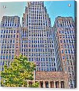 City Hall Acrylic Print