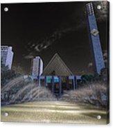 City Hall Acrylic Print