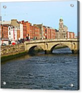 City Of Dublin Acrylic Print