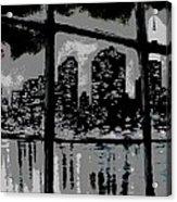 City View Acrylic Print