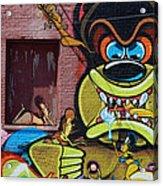 City Wall Art Acrylic Print
