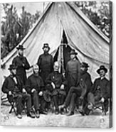Civil War: Chaplains, 1864 Acrylic Print