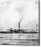 Civil War: Mobile Bay, 1864 Acrylic Print