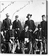 Civil War: Veterans Acrylic Print