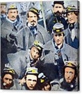 Civil War: Volunteers, 1861 Acrylic Print