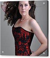 Claire5 Acrylic Print
