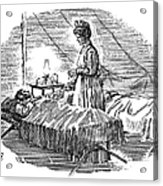 Clara Maass (1876-1901) Acrylic Print