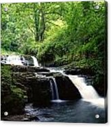 Clare Glens, Co Limerick, Ireland Irish Acrylic Print