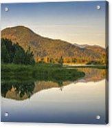 Clark Fork Delta 3 Acrylic Print