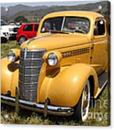 Classic Chevrolet Master Deluxe . 7d15315 Acrylic Print