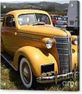 Classic Chevrolet Master Deluxe . 7d15316 Acrylic Print