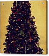 Classic Christmas Acrylic Print