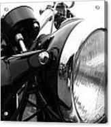 Classic Douglas Headlight Acrylic Print