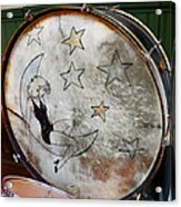 Classic Drums Acrylic Print