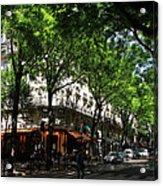Classic Paris 3 Acrylic Print