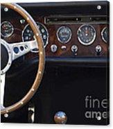 Classic Sunbeam Tiger Mk 1a - 1965  Acrylic Print