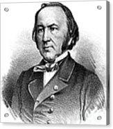 Claude Bernard, French Physiologist Acrylic Print