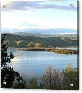 Clear Lake California 2 Acrylic Print
