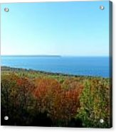 Clear View Acrylic Print
