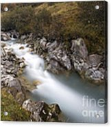Clear Water Acrylic Print
